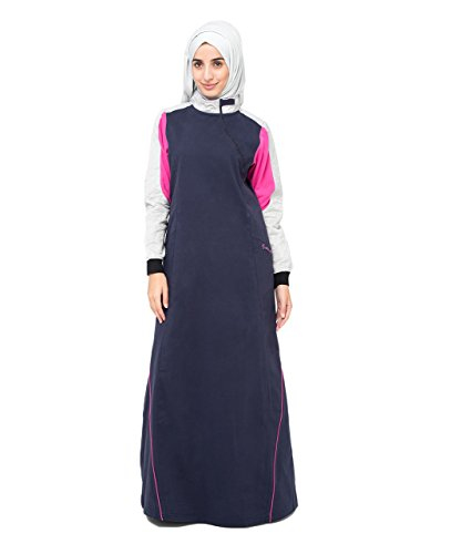 Silk Route Sports Casual Muslim Fashion Abaya Jilbab Burka
