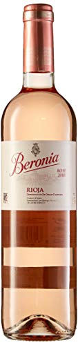 Beronia Rosado - Vino D.O.Ca. Rioja - 6 Botellas x 750 ml - Total: 4500 ml