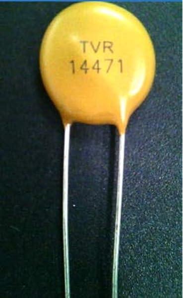 20pcs Tvr14471 Varistor Tvr 14471 14d471k 470v 100 Authentisch Baumarkt