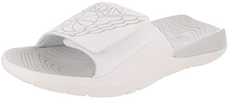 Jordan Uomo Nike Hydro 7 Sandalo 7 US Bianco Pure Platinum 7 D (M) US | Area di specifica completa  | Uomini/Donna Scarpa