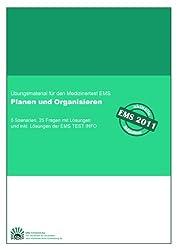 Planen und Organisieren: Übungsmaterial für den Medizinertest EMS