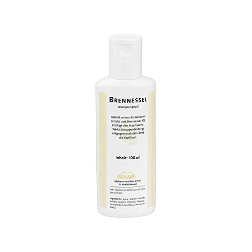 BRENNESSEL SHAMPOO spezial 100 ml Shampoo