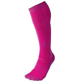 Designer Kompression Socken Graduated für Leistung und Erholung von Acel, unisex, rose
