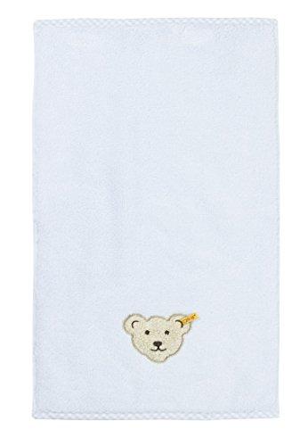 Steiff 0002980 Kleines Handtuch, Blau -