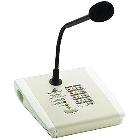 Monacor Base Microfonica 4 Zone PA-4000RC
