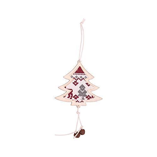 muck Weihnachten Holz Anhänger Baum Glocke Dekoration Weihnachtsschmuck Schöne Holz Anhänger ()