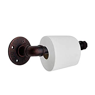 KSS Industrie Retro Toilettenpapierhalter 3/4