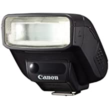 Canon Speedlite 270EX II - Flash con zapata para Canon EOS-1Ds Mark III, negro