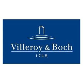 Villeroy & Boch Arcora 60 Spüle Becken links Resteschale und Ablaufgarnitur Excenterbetätigung 1