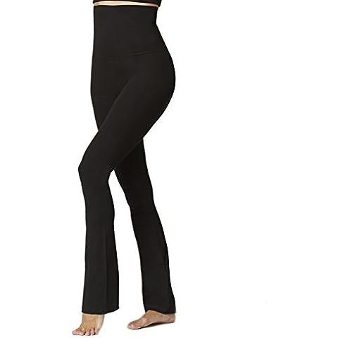 Controllo pancia da donna con figura Rassodante Vita Alta Slim Fit Slim Pantaloni