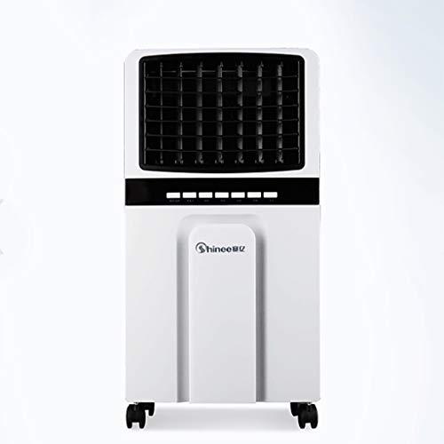 Air Cooler Haushalts-Klimaanlagen-Ventilator, persönlicher Raum-Kühler mit Fernbedienung und Timer, Luft Ionizer-Luft-Kühler mit Luftreiniger-Befeuchter, Luftzirkulations-Ventilator-Motor (Air Conditioner Fan Motor)