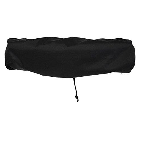 VASNER Appino BEATZZ Schwarz Black Infrarotstrahler Terrassenstrahler dimmbar 2000 Watt mit Bluetooth, LED Backlight Licht, Musik-Lautsprecher Außenbereich mit Abdeckhaube AirCape M - 6