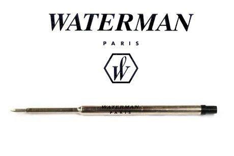 Refill a sfera waterman paris p. m nero ricambio weaterman