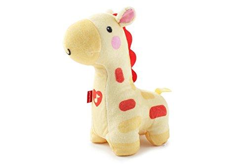 Fisher-Price Jirafita dulces sueños, juguete de cuna para bebé (Mattel BFH65)