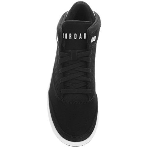 Nike Jordan Flight Origin 4, Scarpe da Basket Uomo Bianco/Rosso