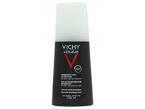 Vichy Homme Deo Spray 24 Stunden - 100 gr