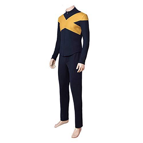 Kind Erwachsener X-Men: Dark Phoenix Kostüm Superhelden Cosplay Verkleidung Halloween Mottoparty Strumpfhosen 3D Druck Spandex Onesies,Woman-XXS