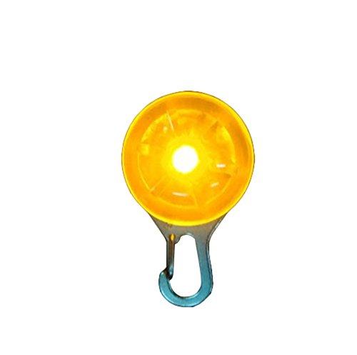 Demarkt Médaille LED Lumineux Pendentif de Collier...