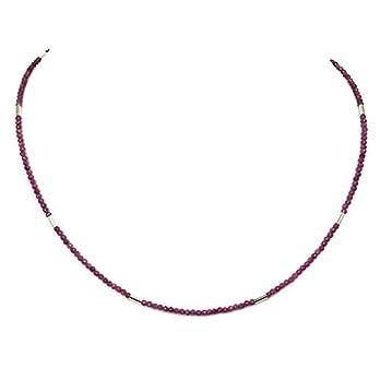 RUBIN Kette Halskette
