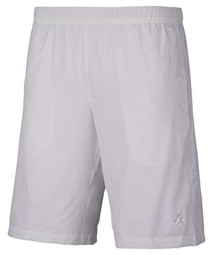 Dunlop Herren Tasche (DUNLOP Herren Tennisshorts Mens Woven Short Weiss (100) XL)