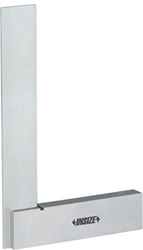 INSIZE 4707-600 Maschinenwinkel mit breitem Boden, DIN875, Grad 2, 600 mm x 350 mm
