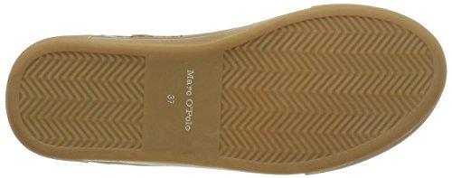 Marc O'Polo Damen Flat Heel Chelsea 70814195001309 Boots Beige (Dune)