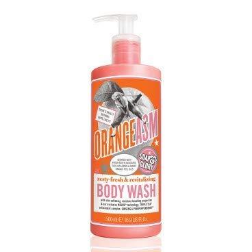 Soap And Glory Orangeasm Zesty Fresh & Revitalizing Body Wash 500ml