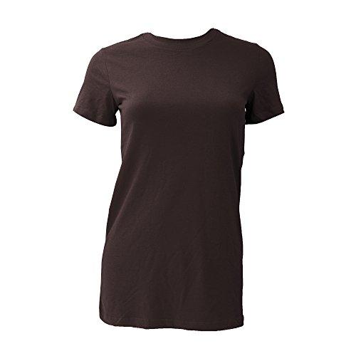Canvas Kurzarm-t-shirt (Bella