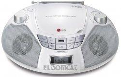 LG SB-16 Radiorekorder (CD-Player,MP3) -