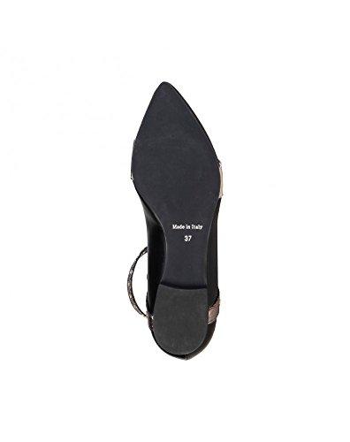 Made in Italia ANTONELLA Ballerine Donna Nero
