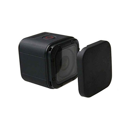 Descripcion:Perfectamente equipado para la sesión GoPro hero 4, Hero 5 Session.Lo suficientemente apretado para mantener el ens cubierto constante.Mantenga su lente a salvo de arañazos o suciedad al introducir y sacar la cámara de su bolsa.Especifica...