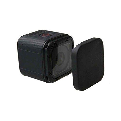 Busirde Anti-Scratch-Objektiv-Kappen-Abdeckungs-Fall-Schutz für GoPro-Held 4 Oder 5 Sitzungs-Kamera-Abdeckungs-Bündel für Gopro