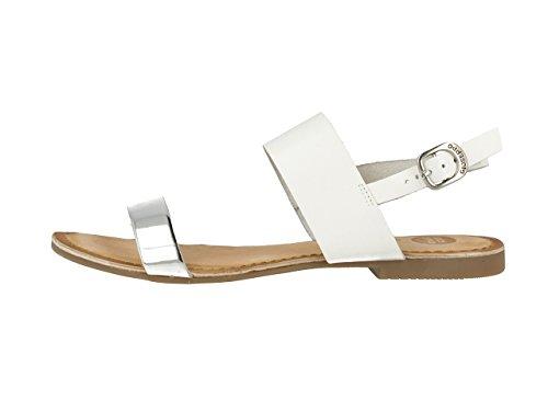 Gioseppo Damen Ciana Sandalen Weiß
