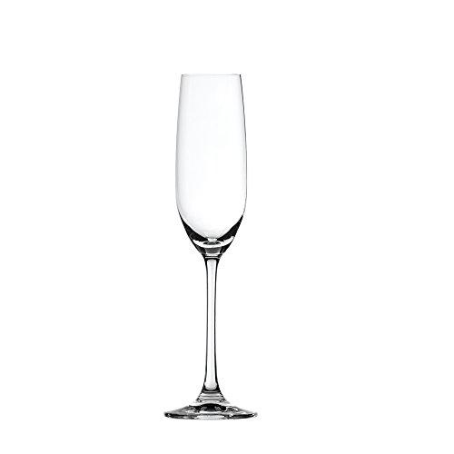 Spiegelau & Nachtmann, Verre en Cristal, Salute, Transparent, 4 x 210 ML