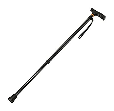 Homecraft Contoured Height Adjustable Walking Stick