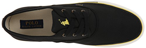 Polo Ralph Lauren Morray Nylon Fashion Sneaker Black