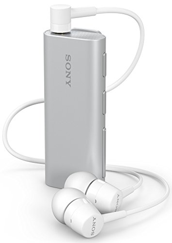 Sony 1307-4709 Stereo-Bluetooth Headset SBH56 Silber (Stereo Sony Bluetooth Headset)