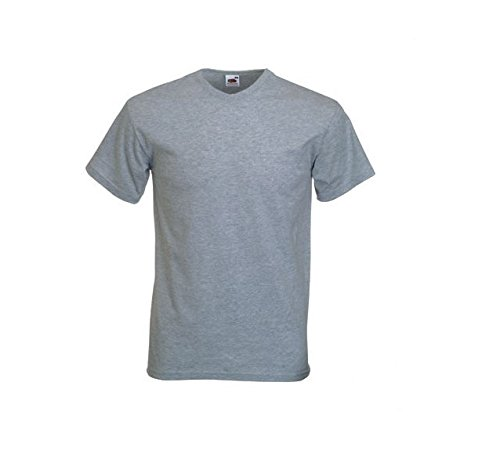 fruit-of-the-loom-ss020m-t-shirt-homme-gris-heather-grey-xl