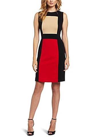 Mode Simple Mini-jupe avec surpiqûre S Colore misto