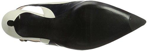 Primafila Damen 53.3.061 Pumps Mehrfarbig (Navy/ice)