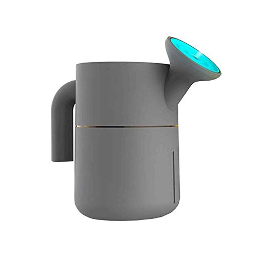 TTEWS Humidificador de Caldera Creativa, Mini humidificador de Forma de Caldera Purificador de Aire portátil Humidificador de Aroma