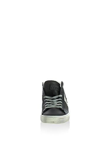 Converse Pro Leather Mid unisex erwachsene, wildleder, sneaker high Thunder/Black/Turtledove