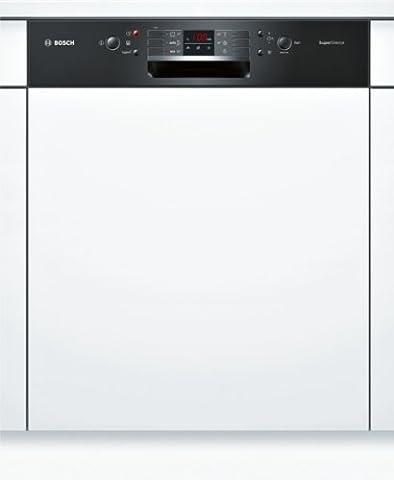 Lave-vaisselle Integrable - Bosch SMI53M46EU lave-vaisselle - laves-vaisselles (Entièrement intégré,