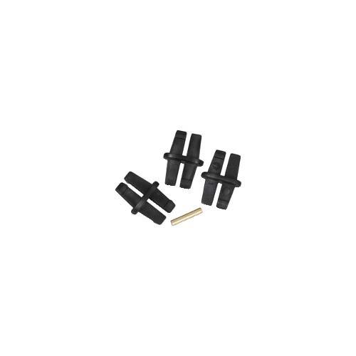 Schneider DF14AP Sicherungshalter Tesys, Montage-Set für DF14, 1 Stift 3 Klammern -