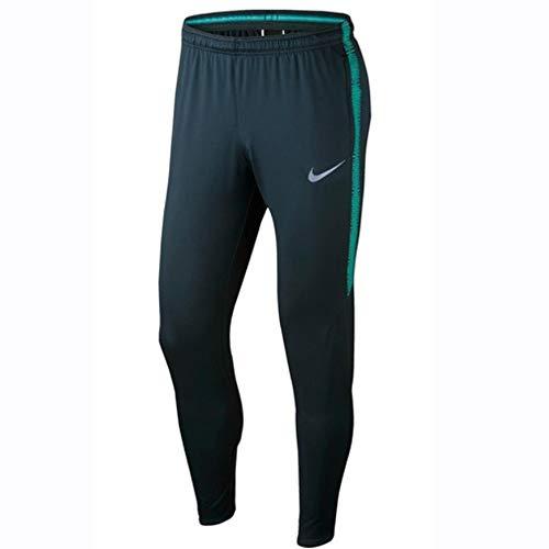 Nike THFC M NK Dry SQD Pant KP - Pantalón, Hombre, (Armory Navy/Neptune Green)