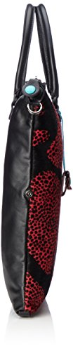 GABS - G3, Borsa a mano Donna Rosso (Red)