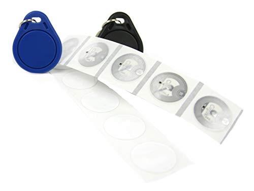NFC Starter Kit, der perfekte Einstieg in die NFC Welt, kompatibel mit Allen NFC EndgerŠten, Starter Kit M