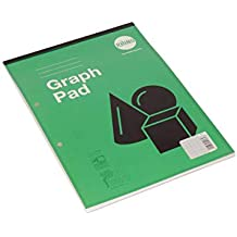 Papel milimetrado para gr/áficos formato A4, G1:5:10, 500 unidades RHINO