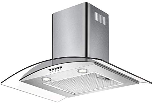 CIARRA Wall Mount Cooker Hood 60...