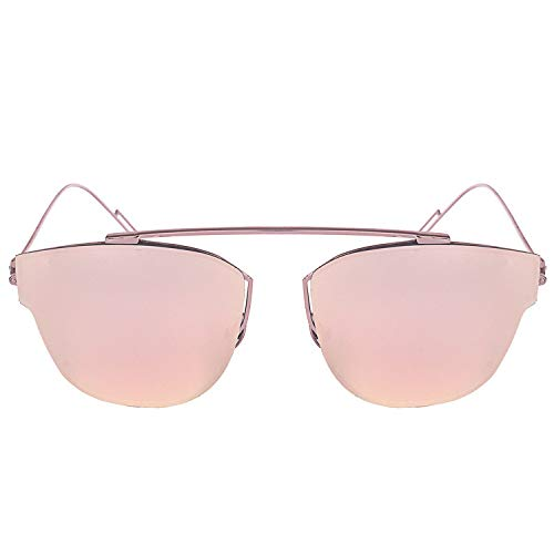 Sunglasses Europe and the United States reflective street shoot fashion sunglasses big frame tide men and women glasses